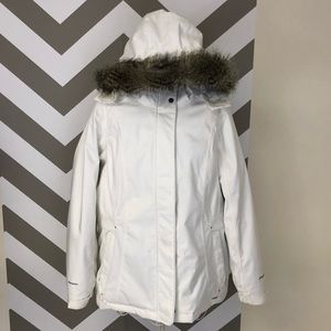 Eddie Bauer Jackets & Coats - EB650 White Subzero Parka